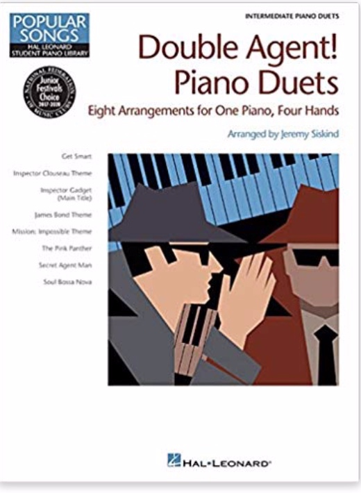 Encourage duets and ensemble playing - Plan ahead to for duet performances like CAPMT Piano Auditions (on the list) or Ensemble Auditions!