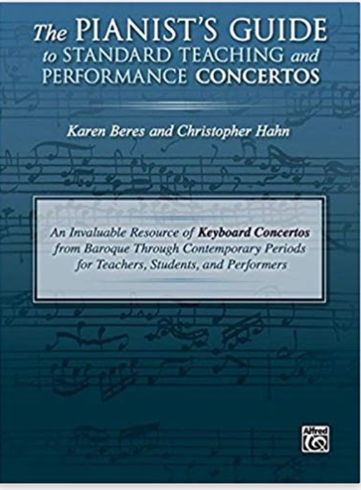 Every student should learn and perform a concerto! - Find the level and style that's right for your students!