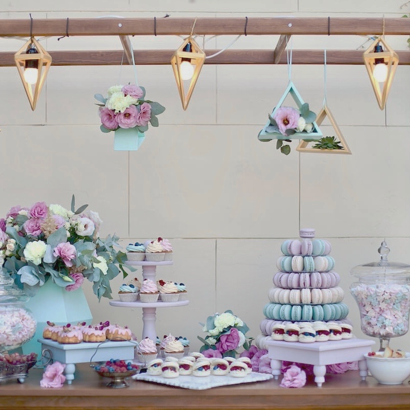 BRIDAL & BABY SHOWERS -