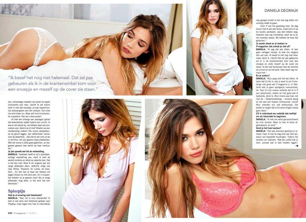 Daniela Degraux Nude Photos 22