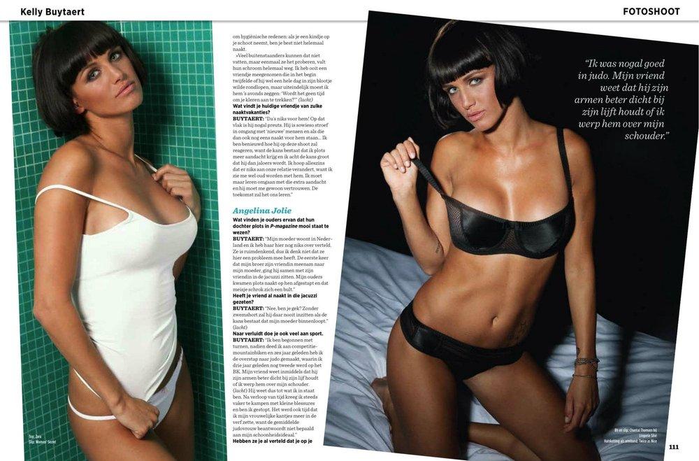 Daniela Degraux Nude Photos 16