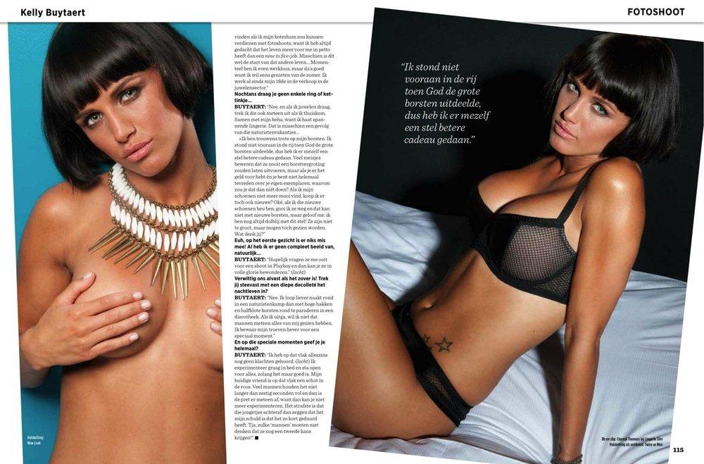 Daniela Degraux Nude Photos 19
