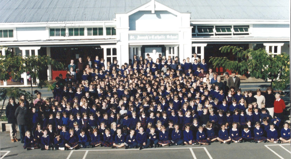 ST JOSEPH'S SCHOOL, 1998