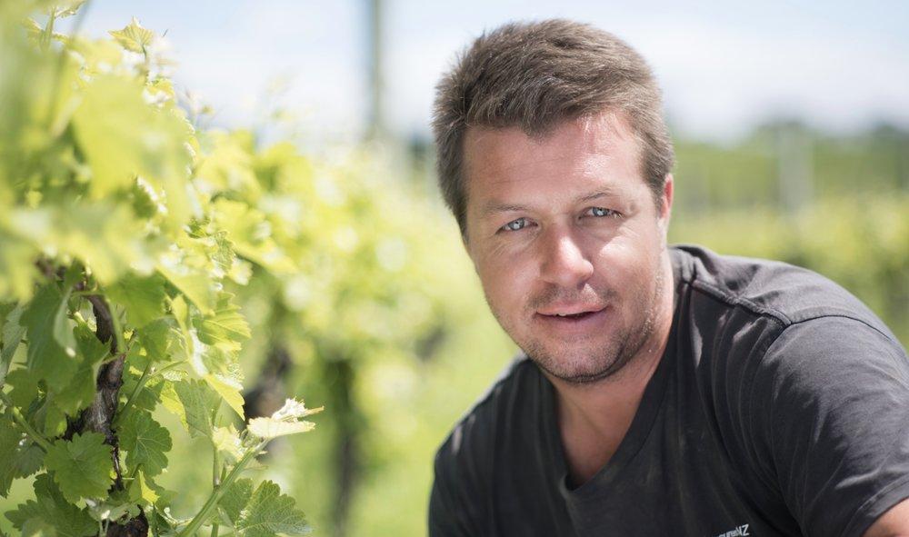 Bevan - Viticulturalist