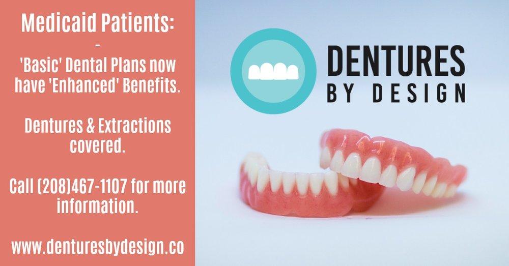 Medicaid Dentures