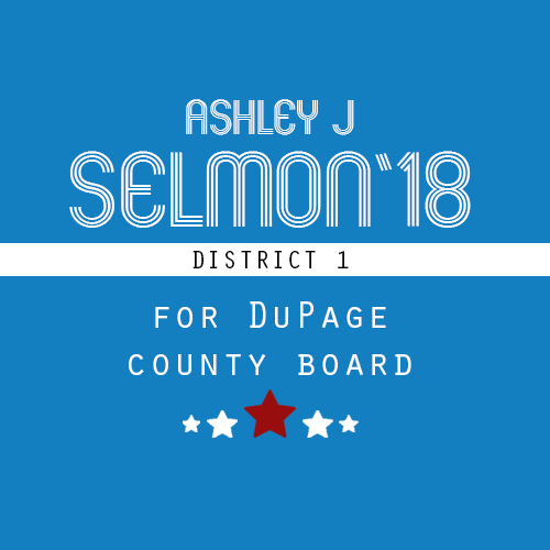 Ashley J. Selmon for DuPage County Board
