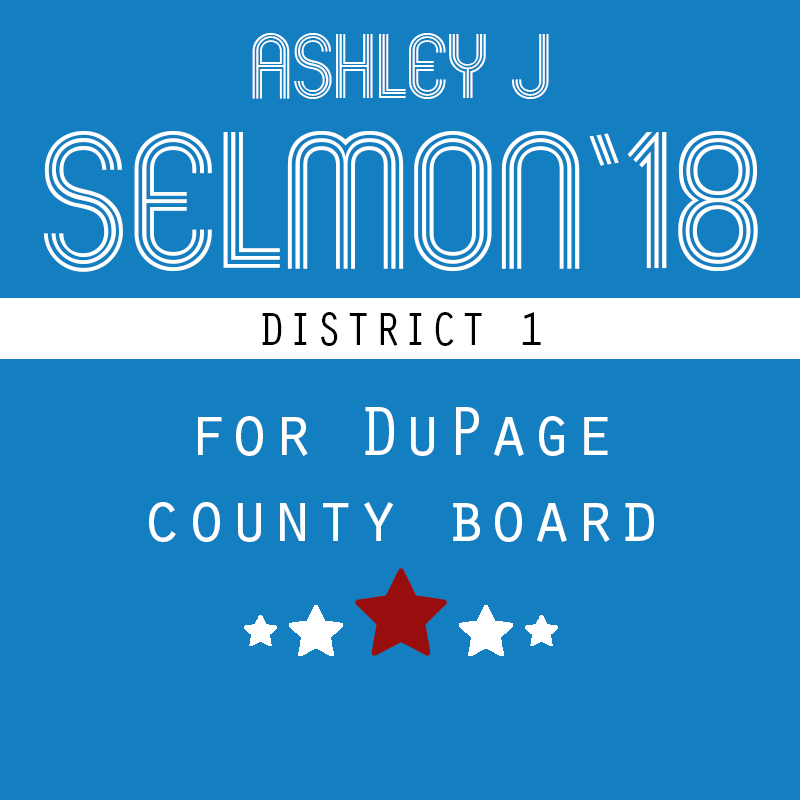 Ashley Selmon DuPage County Board