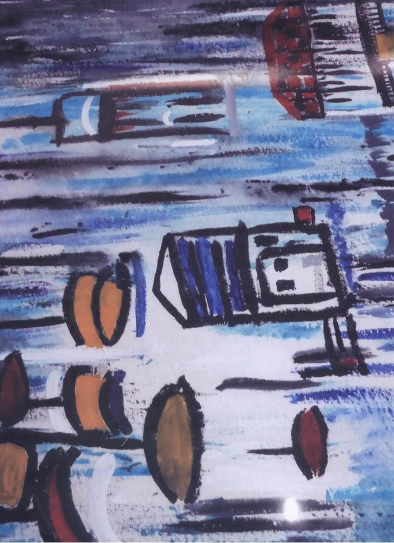 Boats - Ursula Duve