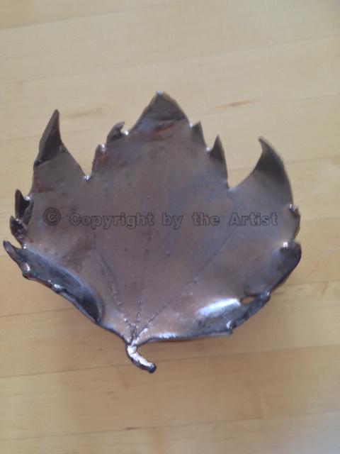Leaf 20 - Bronze