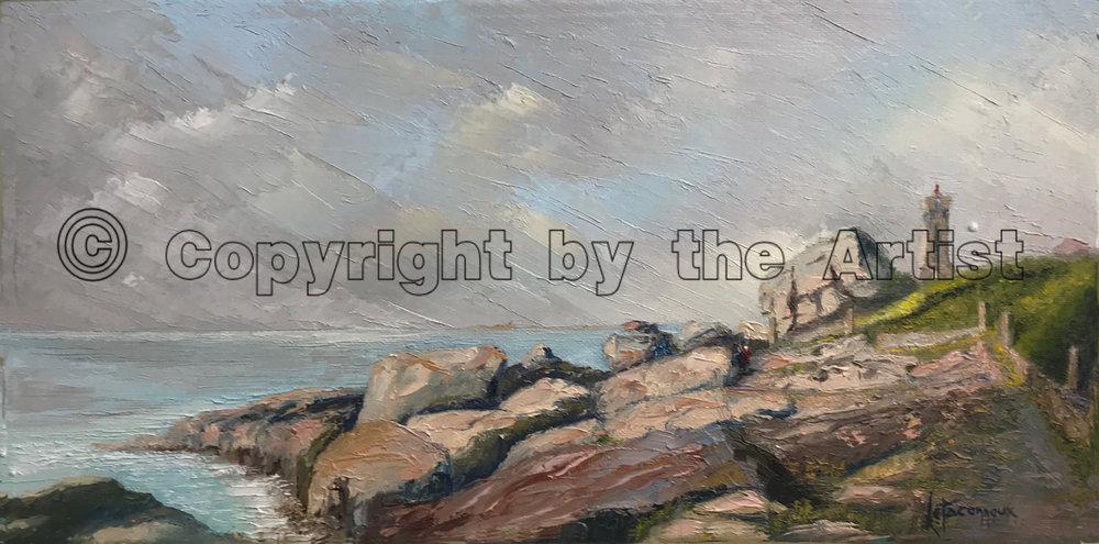 Ploumanach le phare