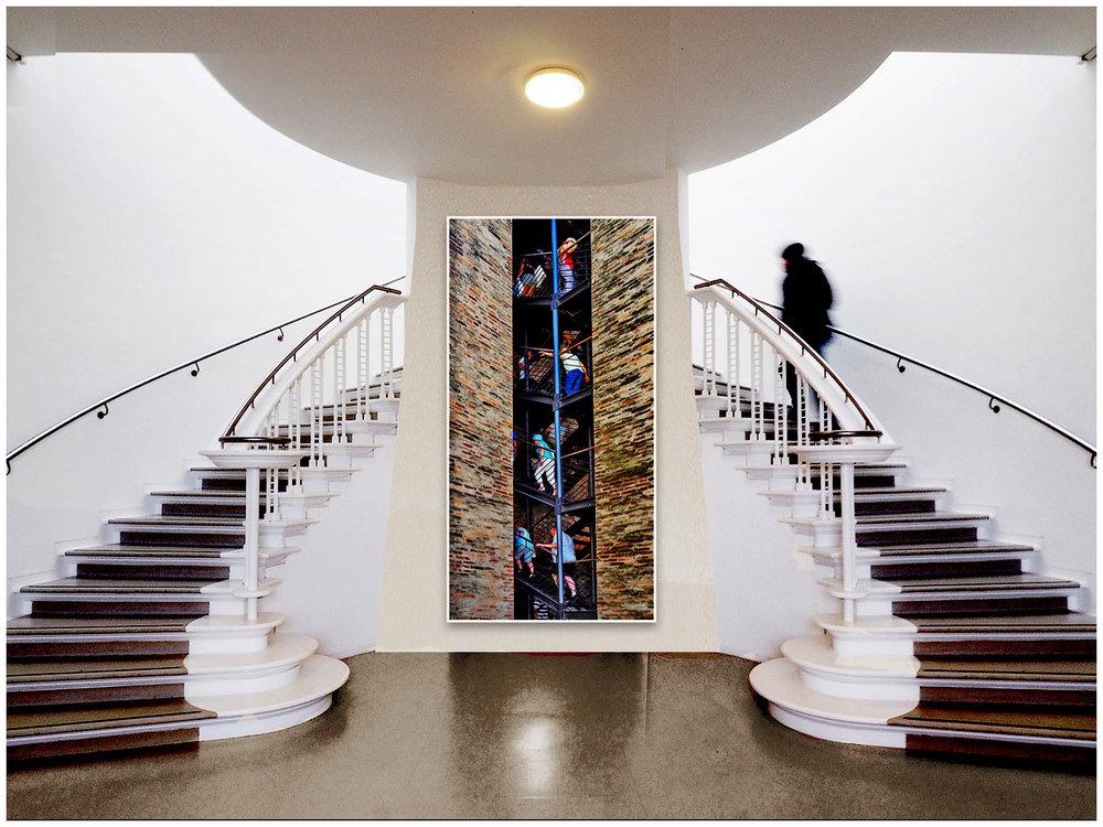 Tate Stairway