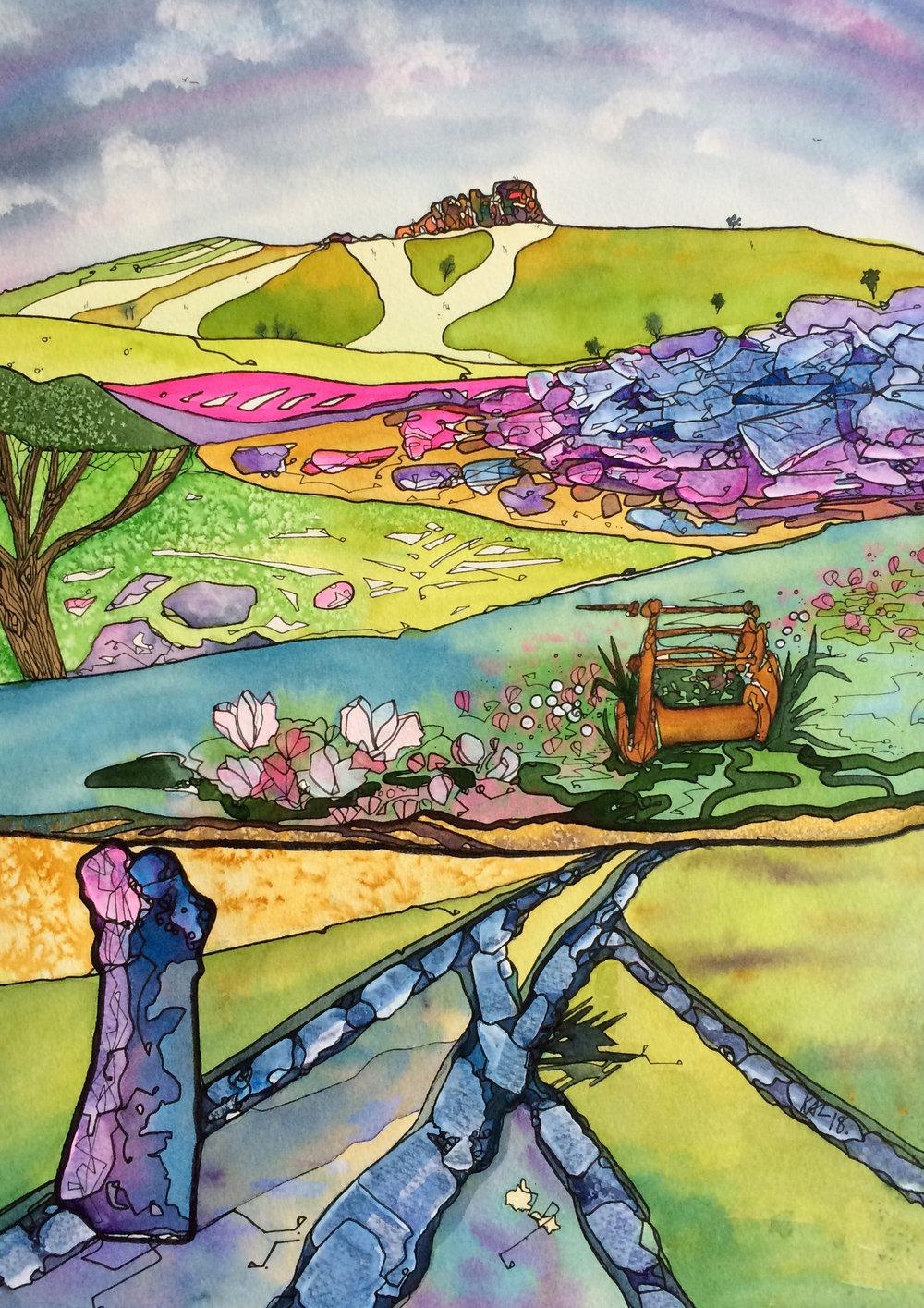Haytor Walk - Kath Loram