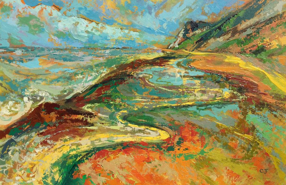 Headland - Clare Jenkinson