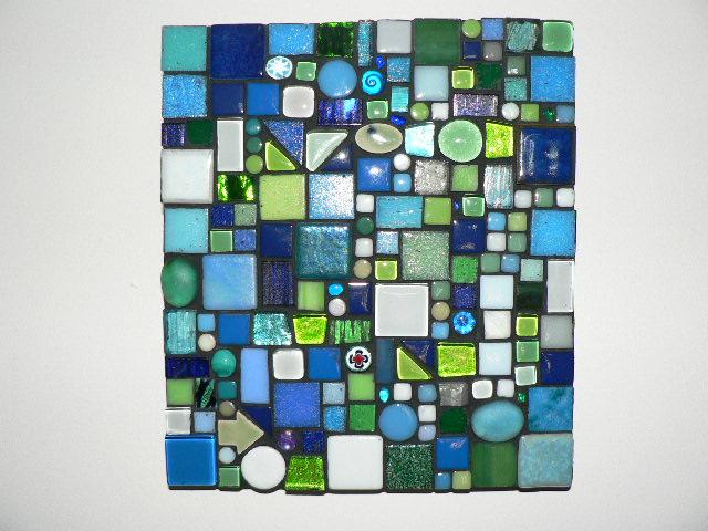 Collage Bleu