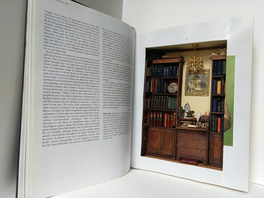 Hidden libraries