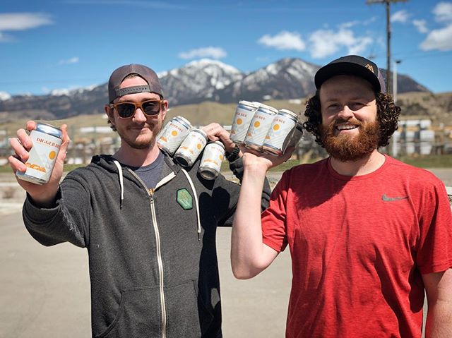 It's official... Digger Bee Honey Rye is available to-go in our 6 pack cans! We've got Junegrass and Grazing Clouds too. Currently they are only available for purchase directly from our tasting room.