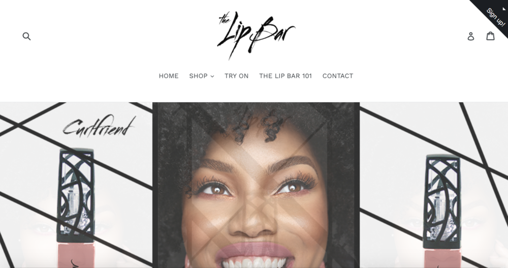 The Lip Bar   A makeup brand that focuses solely on lip products