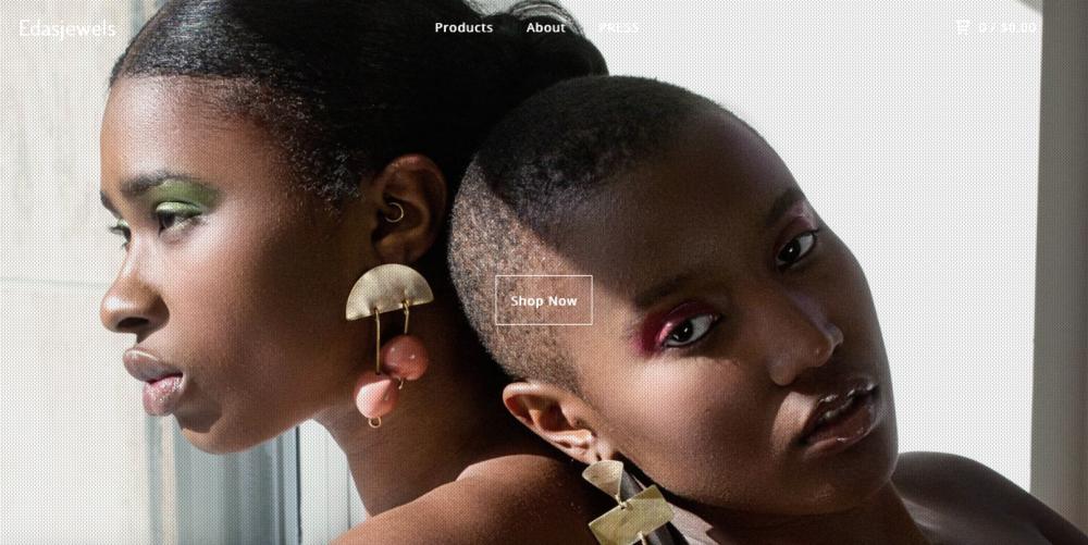 Edasjewels    A delicate feminine jewelry brand
