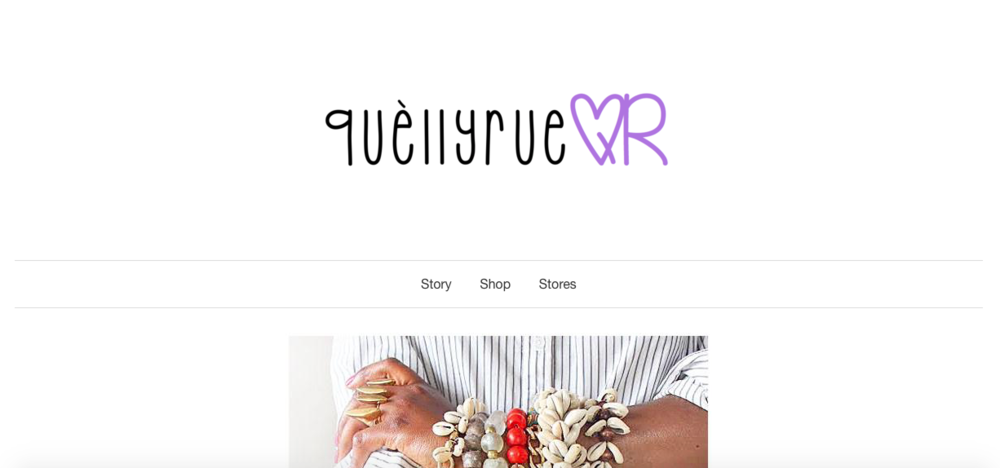 QUÈLLYRUE   African inspired accessories, artwork,  home decor and clothing
