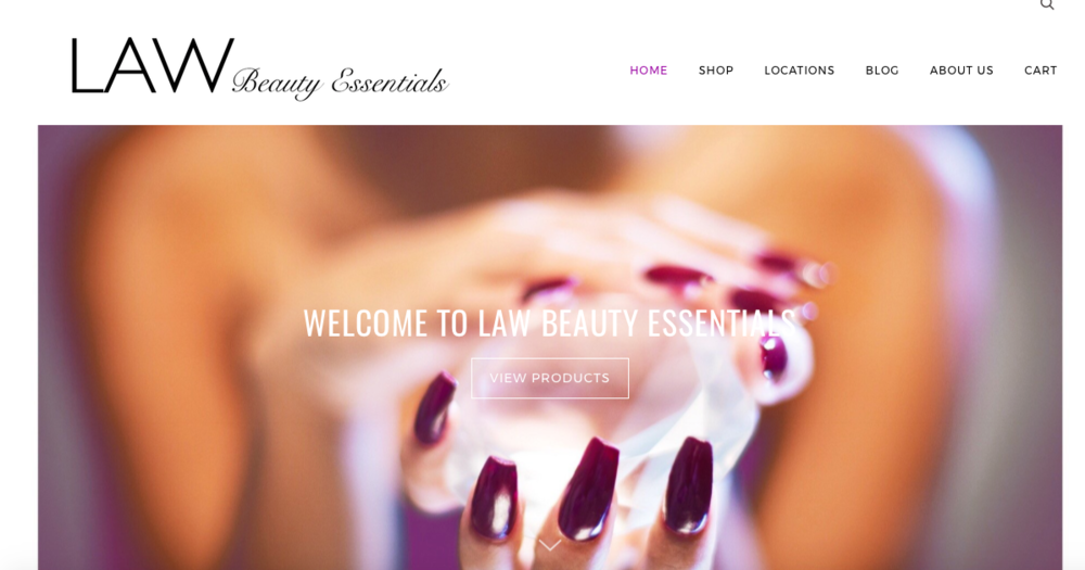 "LAW Beauty Essentials    ""A luxury [eco-friendly and cruelty free] nail polish line"""