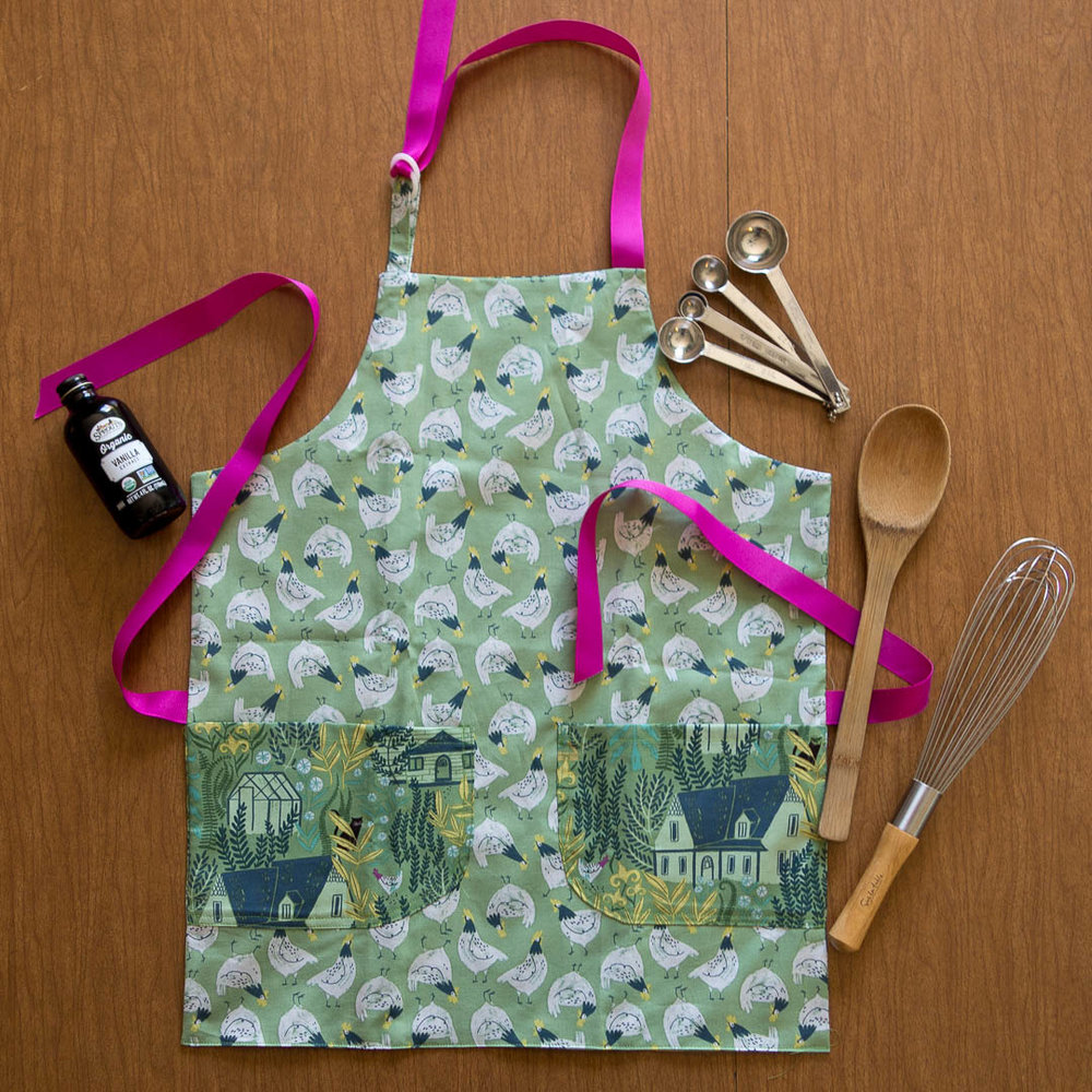 Child Aprons fit lots of different sizes
