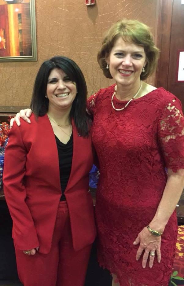Rose and El Paso County Commissioner Sallie Clark.jpg