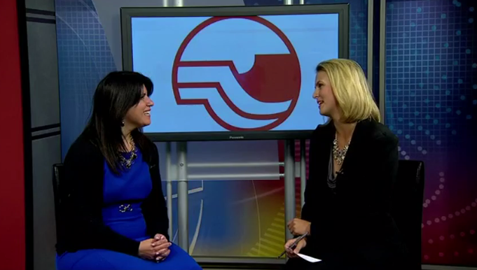 Rose Pugliese talks to KFQX (FOX) Anchor Chelsea Helms about her recent meeting with Takeshi Soda, an official from the Japanese Ministry of Economy, Trade and Industry (METI), about the progress of the Jordan Cove Pipeline Project. Watch the interview at http://www.westernslopenow.com/news/local-news/jordan-cove-pipeline-project-developments/805182307