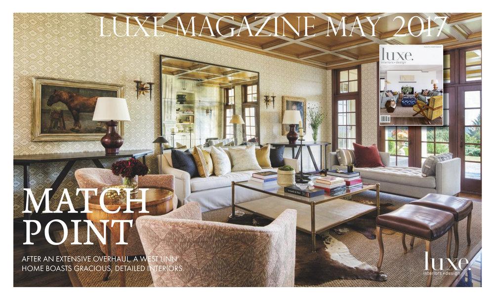 Luxe Interieur Design : Press about maison inc interior design u maison inc