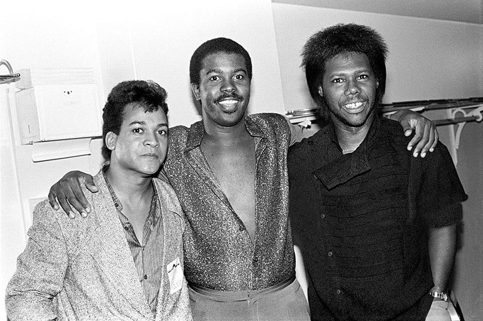Kashif with Niles and Michael G. Jackson