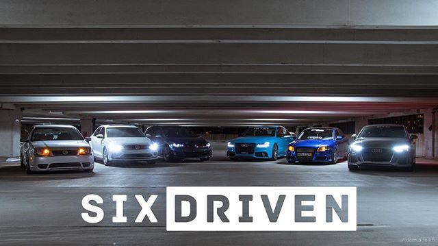 We are #SIXDRIVEN Members tagged.