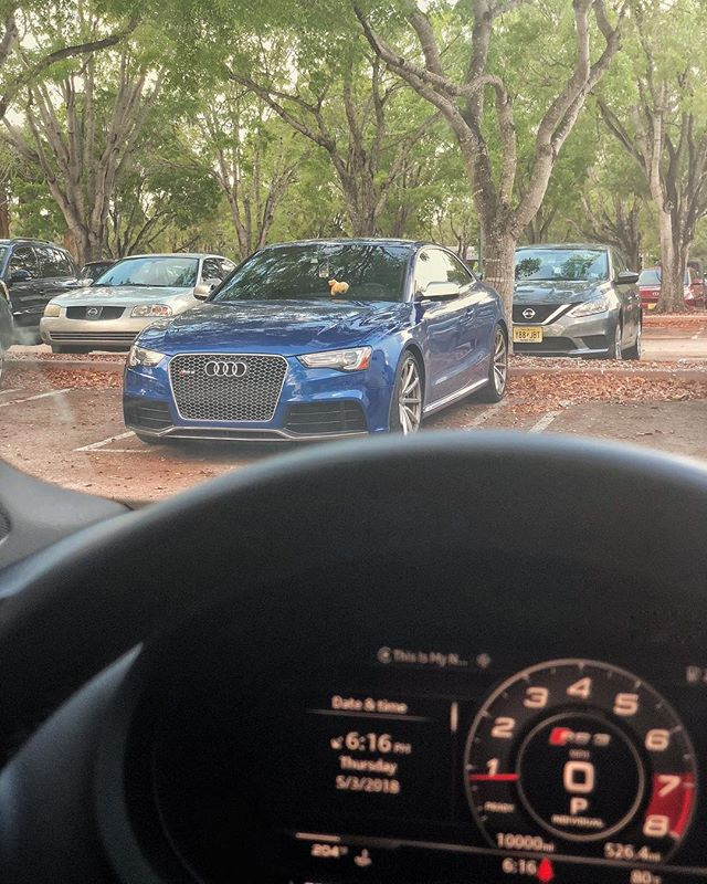 "Did you know one of our members, Jose (@theultimatecarguy) use to own a 2014 RS5. If you want to hear more about he posted an ""individual adventure"" about it. Go check it out on SixDriven.com link in our bio!!!! #SixDriven"