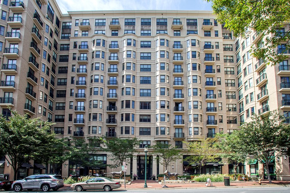 SOLD  ·  7710 woodmont ave #1105, bethesda, MD  ·  2 BD | 2 BA | $1,175,250