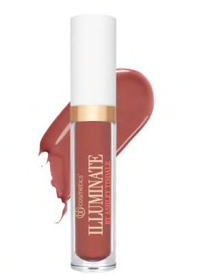 ILLUMINATE BY ASHLEY TISDALE LIQUID LIPSTICK - I have this color on in the pictures below. I was a little worried when I ordered it because It looked a little light and I have Jay Z lips. I can't be walking around with dusty lips lol. But I wore this for the last two days and I can say its my fav out the bunch. Reg 6.99 Color Tokyo