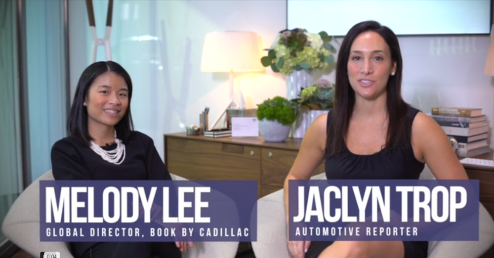 Access Video : How Book by Cadillac Delivers Luxury to Your Front Door
