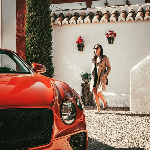 Another day, another dollar. 📷 @richardpardon . . . .  #bentley #spain #marbella #seville #supercar #exotic #luxury #travel #car #cars #supercars #carporn #convertible #continentalgt #fashion #fashionblogger #carsofinstagram #ootd #fastcar #dreamcar #exoticcars #cargram #caroftheday #drivetribe #carswithoutlimits #bentleygt #bentleycontinentalgt #bentleycontinentalgtc #horsepower #burberry