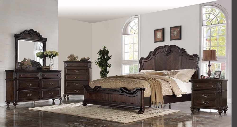 Superbe Monticello Bedroom Collection