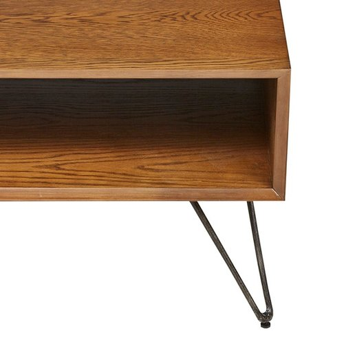 Marlo Mid Century Console Table — Miller\'s Home Furnishings