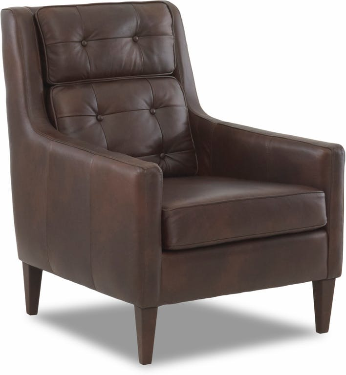Attrayant Customizable Leather Chandler Chair