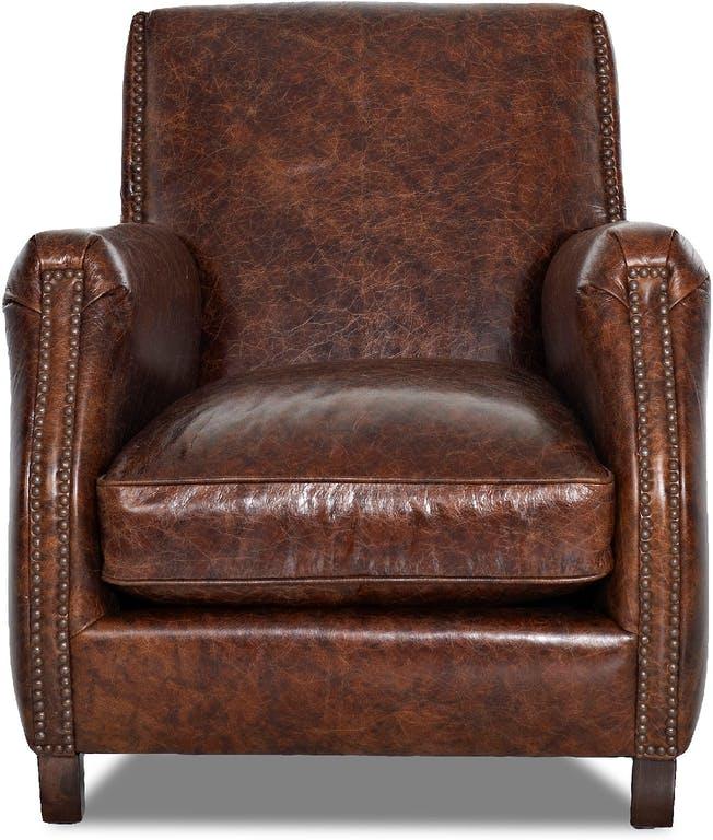 Ordinaire Rocket Chestnut Chair 1