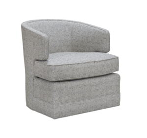 Admirable Customizable Jolie Swivel Accent Chair Millers Home Furnishings Creativecarmelina Interior Chair Design Creativecarmelinacom