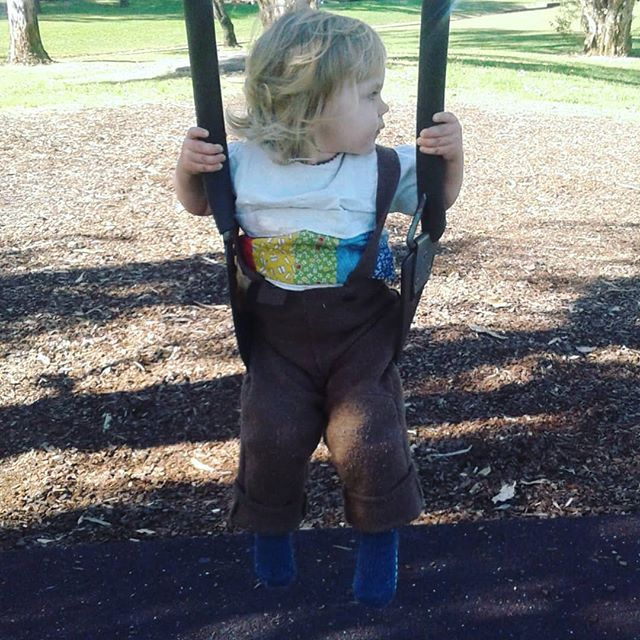 How did my baby get big enough for the big girl swing? . #19months #healthykids #kids #children #fun #playtime #play #swing #gogetter #biggirl #healthychildren #mumlife #wtf #life #love #forreal #familylife #💗
