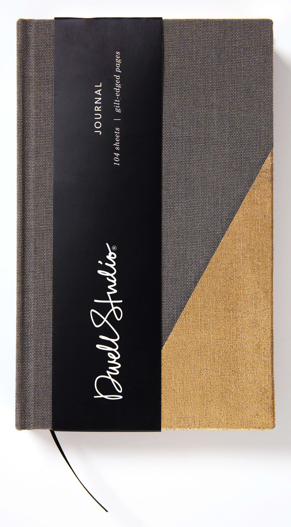 DS fabric journal black gold.jpg