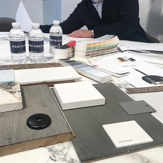Great design meeting today discussing the new North Loop location for @allseasonsgarmentcare The space will be designed by the talented Greg Walsh of @martinpatrick3 All Seasons exceeds all expectations - it is definitely not your typical dry cleaner! #interiordesign #northloop #garmentcare #tailoring