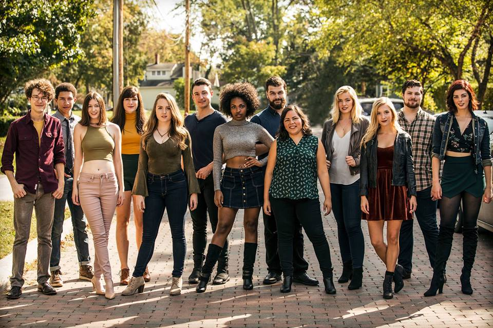 The Otterbein BFA Performance Class of 2018