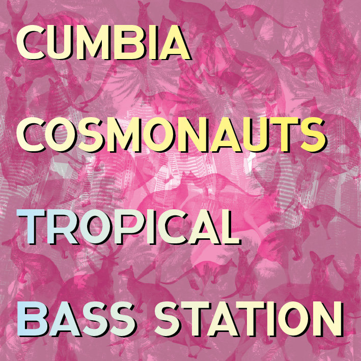 CUMBIA COSMONAUTS - JOURNEY TO THE MOON - LEWIS CANCUT REMIX - 2013