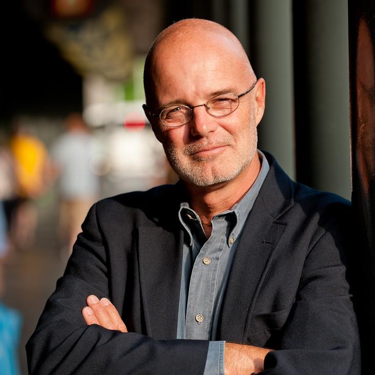 BRIAN MCLAREN - author, speaker, activist, public theologian