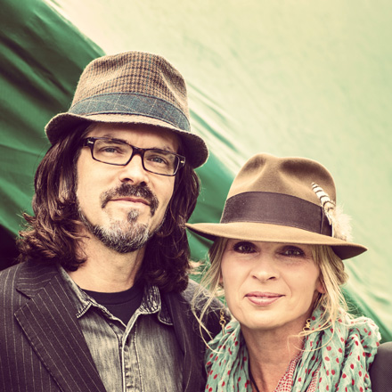 "OVER THE RHINE - Americana musicians, Linford Detweiler and Karin Bergquist ""create spaces where good things can happen."""
