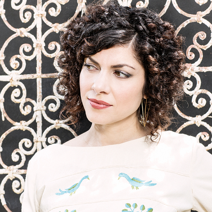 """CARRIE RODRIGUEZ - Austin-based """"Ameri-Chicana"""" singer-songwriter finding beauty in the cross-pollination of diverse traditions ."""