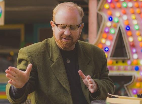 """Doug Harrison, """"The Outpatient Monk"""""""