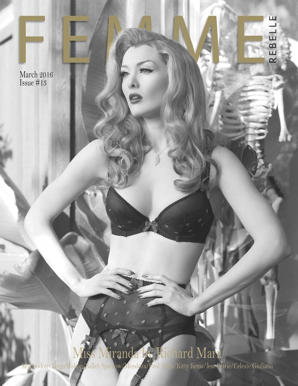 Femme Rebelle March 2015 cover.jpg